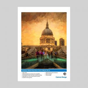 IFA55 Exhibition Matte Polycotton Canvas (380gsm)